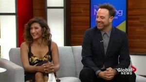 Sarayu Blue and Paul Adelstein's new show, I Feel Bad
