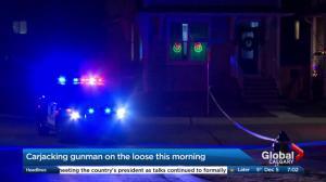 Man shot during Auburn Bay carjacking