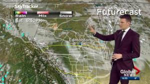 Edmonton Weather Forecast: March 28