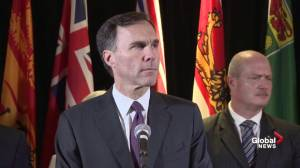 Finance Minister Bill Morneau says CPP reform will be very gradual