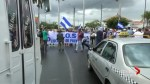 Journalists protest intimidation of Nicaragua press