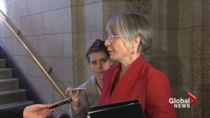 Patty Hajdu reacts to news of colleague's diagnosis