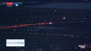 Serious crash on Calgary's Stoney Trail near Deerfoot Trail