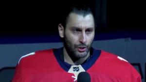 Roberto Luongo honours victims of Parkland school shooting