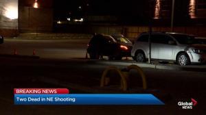 2 men killed in Calgary shooting