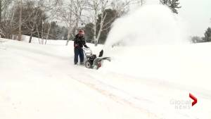 New Brunswickers dig out from another blast from 'Old Man Winter'