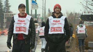 UFCW workers at Saskatoon Co-op on strike