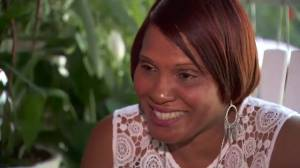 Andre De Grasse's mom reacts to son winning bronze; how he got into running