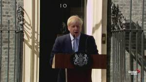 Boris Johnson: England, EU must respect Brexit referendum outcome
