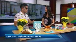 Healthy snacks that won't zap your energy