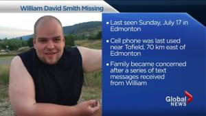 Unusual text messages prompt Alberta family to involve police in search for Coutts man