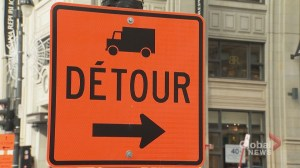 Construction set to slow down in Montreal