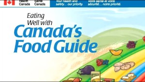 Super Guide Me: What we learned from following Canada's Food Guide