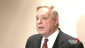 'He said these hate-filled things repeatedly': Senator Dick Durbin