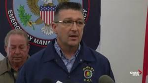 Emergency officials describe 'unbelievable' tornado which hit Alabama