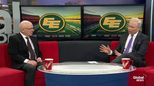 Edmonton Eskimos preparing for season after major shakeup