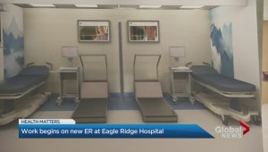 Work begins on new ER at Eagle Ridge Hospital
