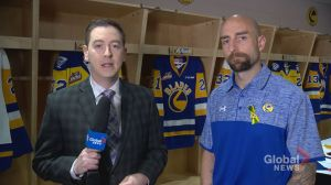 New Saskatoon Blades head coach Mitch Love eager to lead team to playoff success