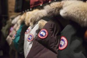 Canada Goose's stock plummets amidst Canada-China dispute
