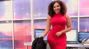 News anchor responds to body shamers with uplifting message
