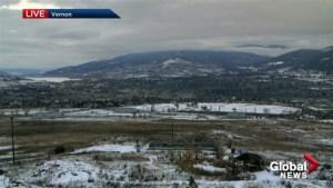 Okanagan Weather Forecast: January 18