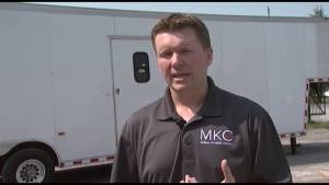 Kingston Company Mobile Kitchens helps firefighters battling BC wildfires