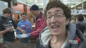 Daily Bread Food Bank hoping holiday donations will put them over top on spring target