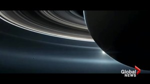 NASA releases retrospective video as Cassini mission over Saturn comes to an end