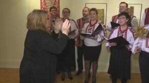 Ukrainian Christmas: Carolling