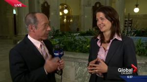 Danielle Smith weighs in on the Alberta budget 2016