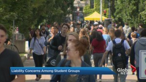University of Ottawa student frosh leaders will not be equipped with naloxone