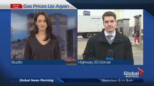 Gas prices rise ahead of holiday season