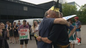 Beloved Global News cameraman Jim Stewart retires after 42 years