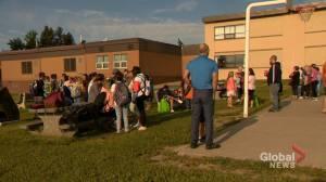 Calgary Catholic year-round students head back to school