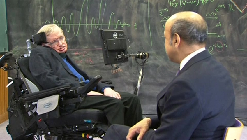 One pervading mystery for Stephen Hawking: women