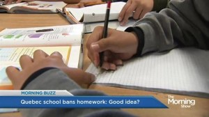 Would you welcome a homework ban at your kid's school?