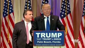 Trump says that he is going to beat Rubio in his home state of Florida