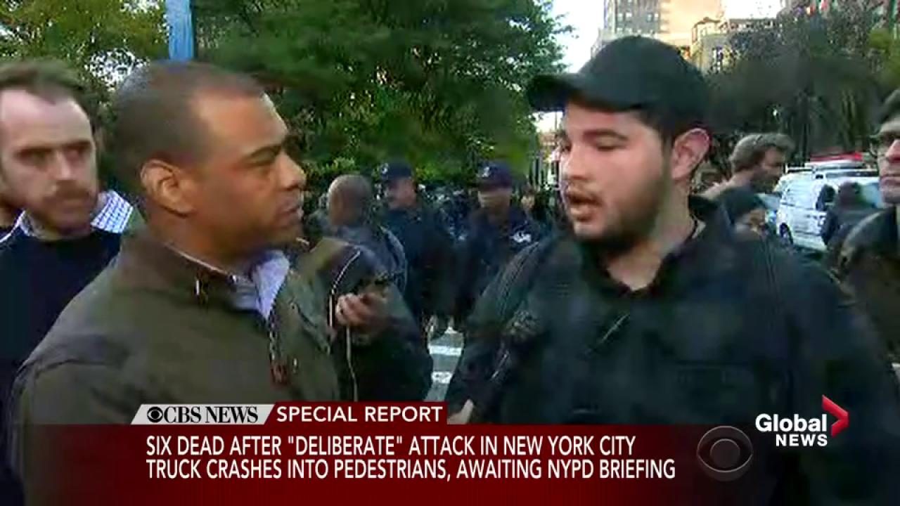 NYC terror attack: Life sketch of Sayfullo Saipov received from Tashkent