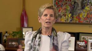Kathleen Wynne says she was 'shocked' by Patrick Brown allegations
