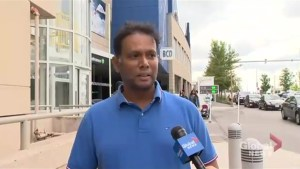Father and son recount hearing three shots inside Yorkdale mall