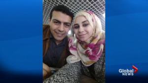 Pregnant Montrealer can't leave Gaza