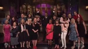 Mothers of SNL cast critique show's political jokes