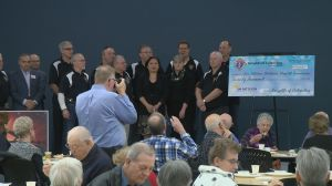 Knights of Columbus donate $70K to the Jim Pattinson Children's Hospital Foundation