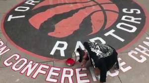 Toronto Raptors clinch Canada's first NBA championship (03:35)