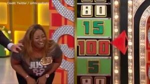 'The Price Is Right' makes history as contestants win record-breaking $80K by spinning wheel