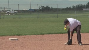 Slow-pitch tournament honours fallen officers