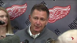 Ken Holland describes Mike Babcock's decision to leave as emotional