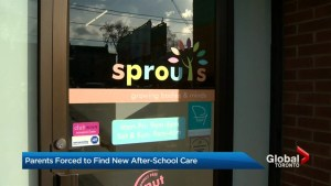 Limited after-school care causes trouble for Toronto parents
