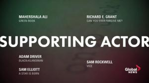 91st Academy Award Nominations: Best Supporting Actor