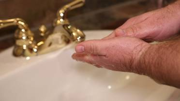 hand washing assignment